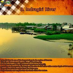 9. Indragiri River