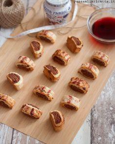 Biscotti all'Amarena Napoletani, Ricetta della Tradizione