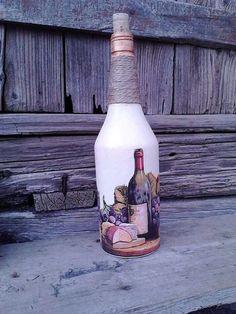 Bottle Vase, Bottles, Plastic Vase, Vases, Home Decor, Decorated Bottles, Decoration Home, Room Decor, Home Interior Design