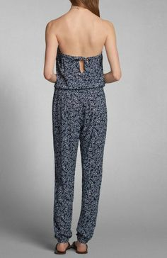 Coby Strapless Jumpsuit