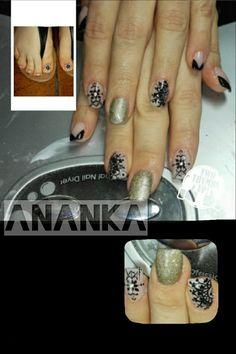 #disfrutatubelleza # nails