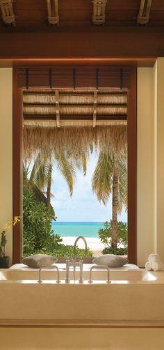 Reethi Rah Resort in the Maldives
