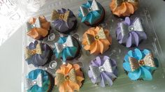 blingy cupcakes