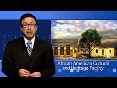 This episode of CityView highlights two City art projects: The African American Cultural & Heritage Facility opening March 1 and The People's Gallery opening Feb. 22