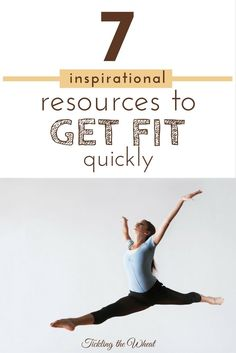 These 7 resources are amazing to get fit quickly, lose weight, and have a healthier lifestyle.