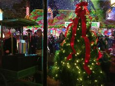Winter Wonderlights  Hurry in to see it before Christmas in July ends this Sunday!