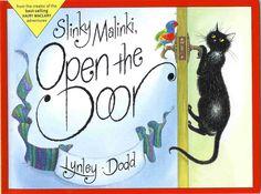 Slinky Malinki Open The Door: Another terrific Lynley Dodd book