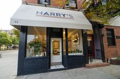 Harry's Barber Shop // New York