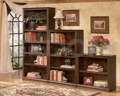 Книжные шкафы и стеллажи