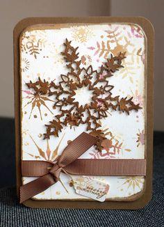 Anni-Karten: Weihnachtskarten
