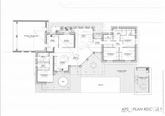 Planer, Design Art, House Plans, Sweet Home, Floor Plans, Construction, How To Plan, Architecture, Manualidades