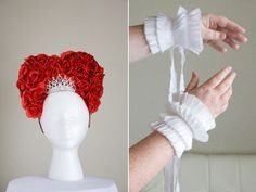 The Queen of Hearts Costume Design