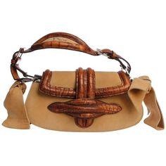 Leather Accent Tag - Landis Tag by VIDA VIDA Nbuk2O