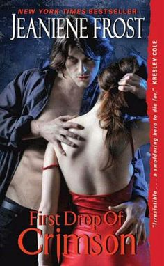 First Drop of Crimson (Night Huntress World Series #1) [NOOK Book]  byJeaniene Frost