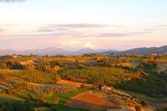 wonderful view @ Casa Svedesi Umbria holiday rental