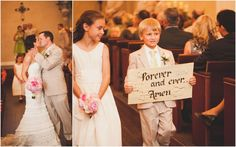 Definitely love this for in front of me and whoever i marry at the exit.