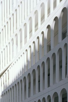 Arches Boulogne,© Benoit Fougeirol