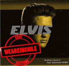 Elvis Presley maxi single made in Chile Elvis Presley, Baby Items, Chile, Coupons, Fashion Outfits, Movie Posters, Ebay, Fashion Suits, Chili