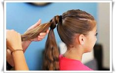 How to Make Easy Cool Braided Hairstyles