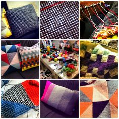 PESCNO: Tunisian Crochet