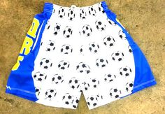 Get custom soccer pinnies  reversibles, shorts and shooter shirts.  Made to order in Maryland USA.