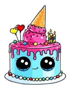 Birthday Cake Bolo de Aniversario