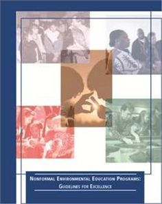 Nonformal Environmental Education Guidelines from NAAEE