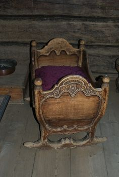 Sweet Cradle at Maihaugen - Photo by Adele