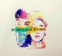 🌻kookmin fanart✨ - ❌We don't talk animore📞 (jikook) - Wattpad Bts Bangtan Boy, Bts Jimin, Jikook Tumblr, We Dont Talk Anymore, Fanart Bts, Adrien Y Marinette, Kpop Drawings, Fan Art, Kawaii