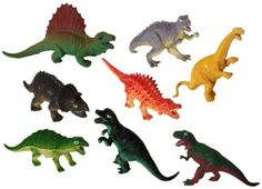 Toy Dinosaurs Figures for Kids of All Ages   http://dld.bz/fb4Er