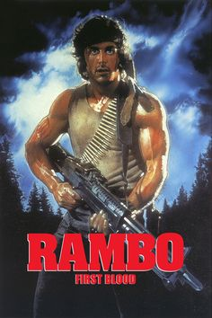 Syvester Stallone era Rambo