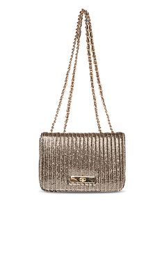 Imoshion Sparkling Quilted Purse in Gold