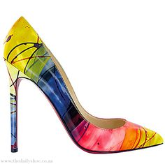 CHRISTIAN LOUBOUTIN special #shoes #scarpe