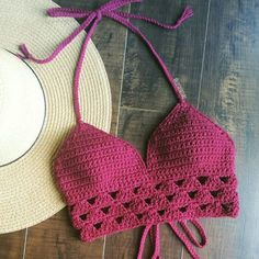 Gypsy Crop -Crochet Crop Top- – LostCulture