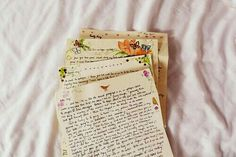 Little Reasons to Smile: Handwritten Letters Pen Pal Letters, Love Letters, Pretty Letters, Pocket Letter, Dont Forget To Smile, Don't Forget, Handwritten Letters, Just Girly Things, Happy Mail