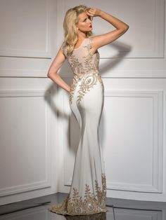 120 Best White Ivory Prom And Formal Dresses Images Formal Dress