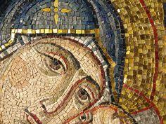 Gardner Museum, Goldwork, Byzantine, Mosaic Art, Paintings, Portrait, Illustration, People, Beautiful