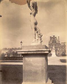 Старый Париж в фотографиях Эжена Атже 35