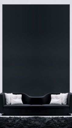 Black Couch iPhone 5C / 5S wallpaper