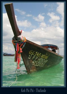 boat to Koh PhiPhi