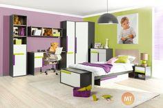 Moderná detská izba pre chlapca aj pre dievča Julien 1