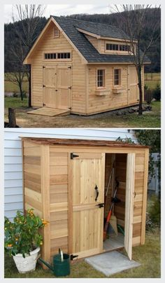 #shed#shedhouse#shed definition#sheds for sale#shed kits#shed plans#sheds for sale near me#sheds near me#shed house#how to build a shed#tuff shed#shed builders near me#wood shed#plastic shed#lowe's shed#storage sheds#garden shed#backyard shed#shed design#she shed#shed roof#shed houses#she to tiny house#shed cabin#shed building plans#shed barns#diy shed#shed floor#outdoor shed#log cabin shed, Backyard Storage Sheds, Garden Storage Shed, Backyard Sheds, Outdoor Tool Storage, Log Shed, Log Cabin Sheds, Pallet House Plans, Pallet Shed, Shed Building Plans