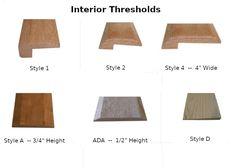 29 Best Interior Door Thresholds Images