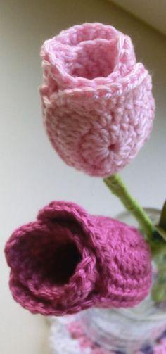 Flower crochet Inspiración ✿⊱╮Teresa Restegui http://www.pinterest.com/teretegui/✿⊱╮