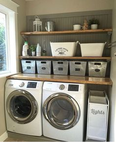 Laundry goals!...Tag a friend who would love this too!... credi