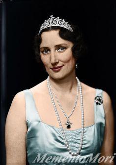 Crown Princess Martha of Norway, neé Princess of Sweden.