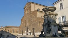 """Town center of Faenza - """"Road Trip: the backroads of Emilia Romagna, Italy"""" by @Kelly Mullaly"""