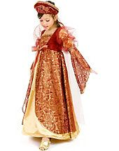 She'll be ready to reign over the Renaissance Fair in this Princess Anne Costume. This royal costume is great for fairs, Halloween, and dress up! Princess Flower Girl Dresses, Princess Dress Kids, Princess Costumes, Girl Costumes, Halloween Costumes, Flower Girls, Girls Dress Up, Dress Up Outfits, Kids Outfits