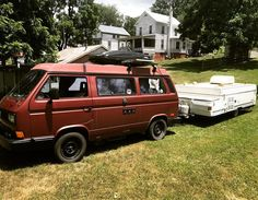 Overkill? Maybe. #vanagon #camping #virginiavanagons #vanagon #awesomelyweird #dadventure #momandadventure