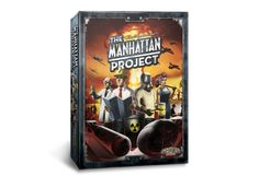 Amazon.com: The Manhattan Project Board Game: Toys & Games